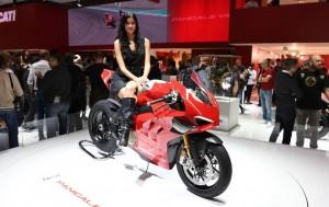 EICMA 2018: la regina dei lettori è la Ducati Panigale V4 R [VIDEO]