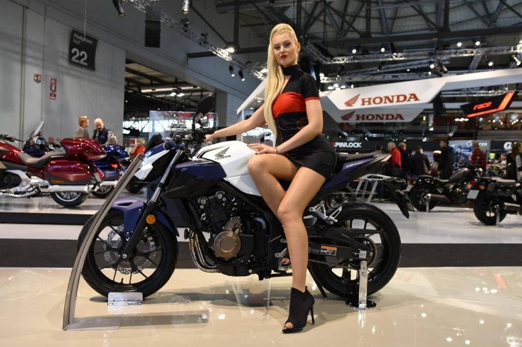 Honda CB500F e CB500X: a EICMA 2018 tutti gli aggiornamenti per il 2019