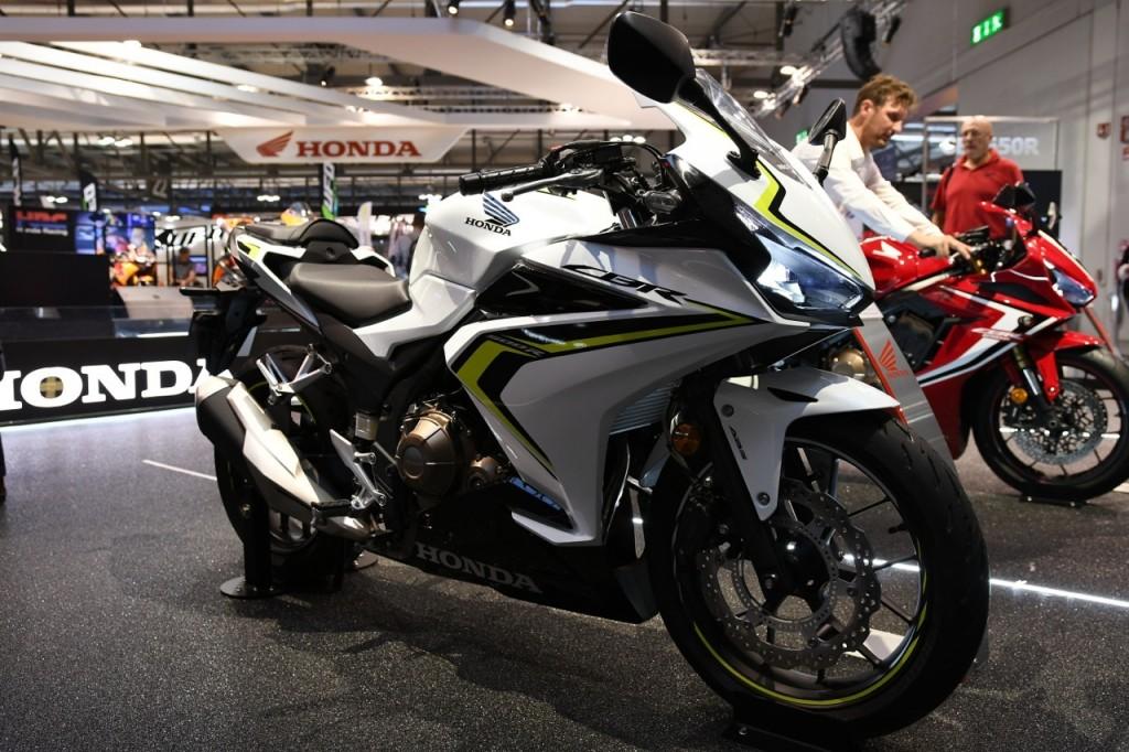 Honda CBR500R e CBR650R: presentate a EICMA 2018 le nuove versione che si ispirano alla Fireblade