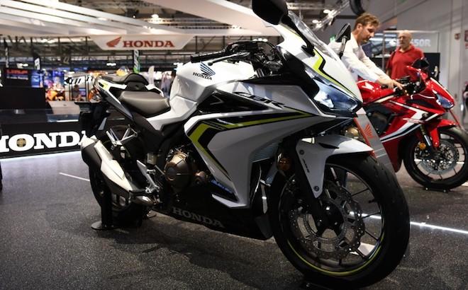 Honda CB500F - EICMA 2018