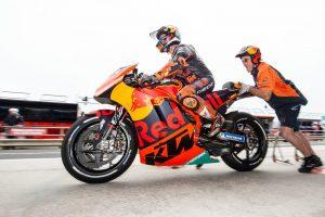 KTM: altro che Black Friday, in vendita va la MotoGP 2018