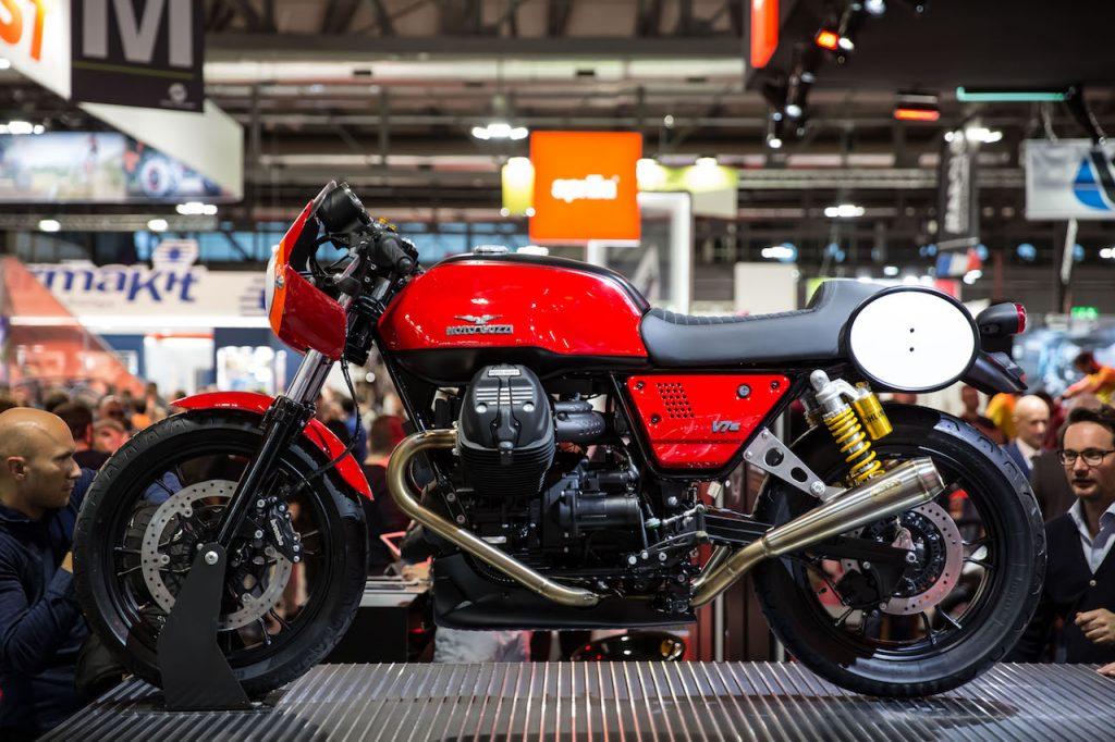 Moto Guzzi Fast Endurance: il primo campionato monomarca dell'aquila