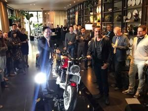 Una iena in sella: Matteo Viviani racconta la sua passione per la moto [INTERVISTA ESCLUSIVA]