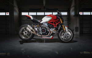 Motovation dà nuova vita alla Ducati Monster 1200 25° Anniversario