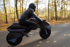 NERA e-motorcycle: la prima moto completamente realizzata con la stampa in 3D