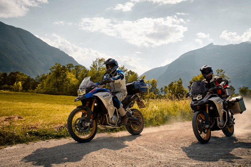 Presentata a EICMA 2018 la BMW F850 GS in versione Adventure [Foto]
