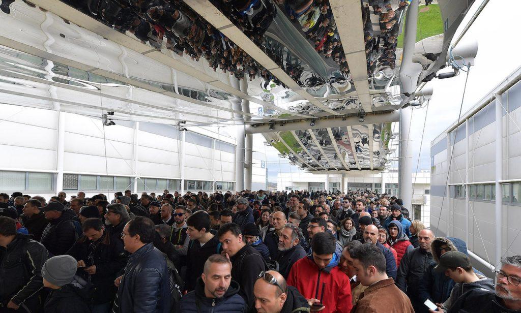 Roma Motodays 2019: Honda, Kymco e Triumph hanno detto sì