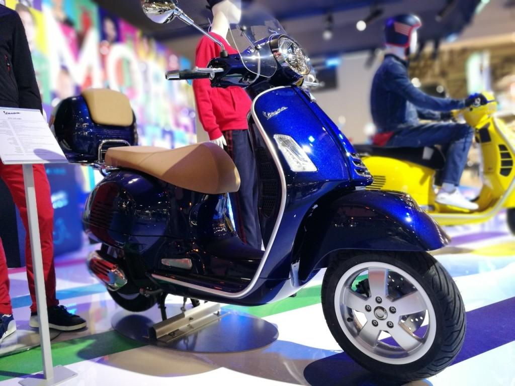 Vespa GTS - EICMA 2018