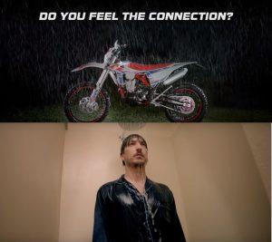 Do you feel the connection?: Beta racconta l'intimo legame tra motociclista e moto