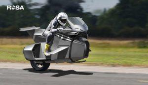Moto volante Kirbi: quanto c'è di vero?