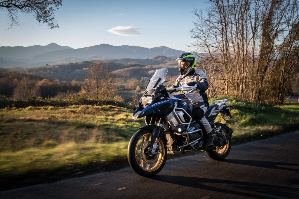 BMW R1250GS Adventure 2019 - prova su strada