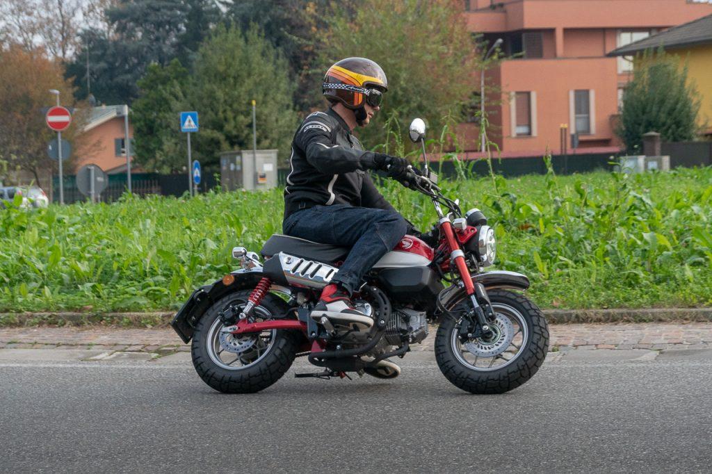 Honda Monkey 125 My2019 La Guidi E Ti Sale Subito La Scimmia