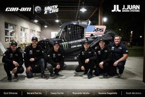 Can Am Maverick X3 sceglie i freni J.Juan per la Dakar 2019