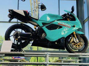 Petronas FP1: il prototipo di Sauber rivede la luce