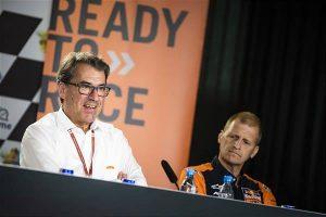 KTM mette gli occhi su Ducati