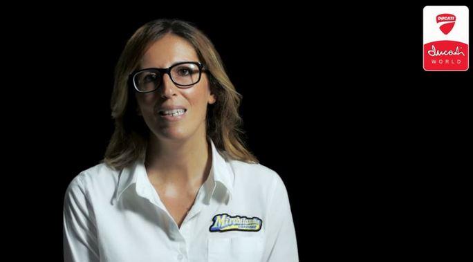 Ducati World raccontato da Sabrina Mangia, Direttore commerciale Mirabilandia