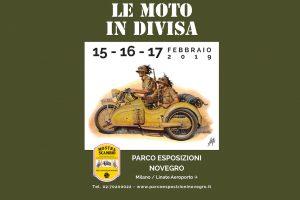 A Novegro arriva la mostra Moto in divisa