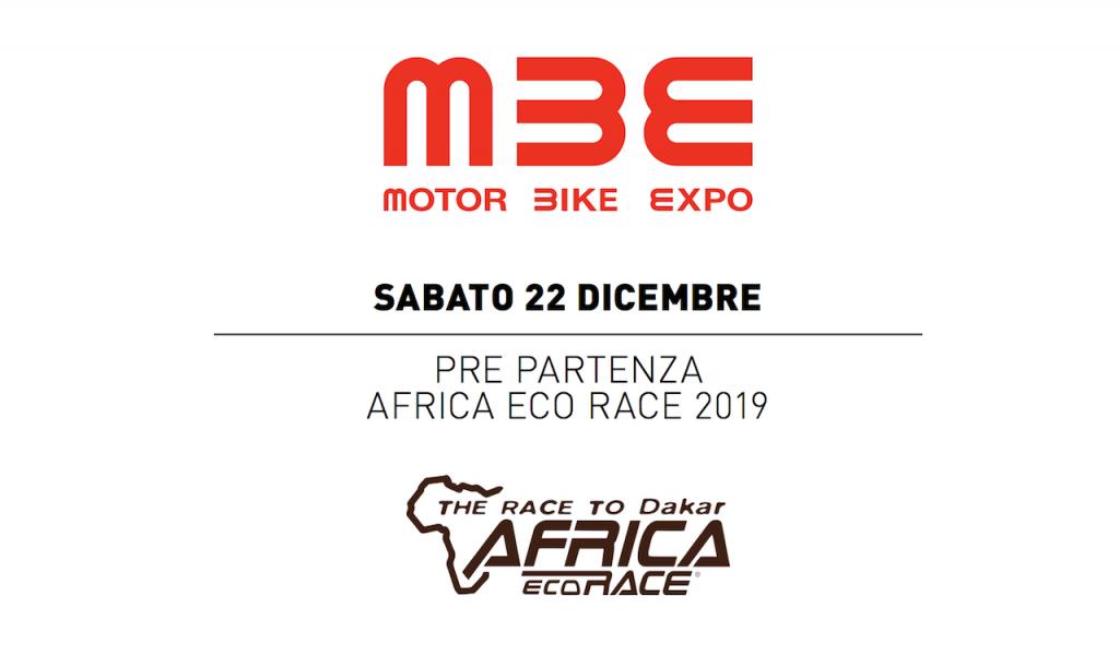 Motor Bike Expo partecipa all'Africa Eco Race