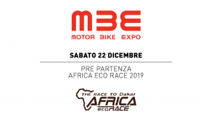 Motor Bike Expo partecipa all'Africa Eco Race