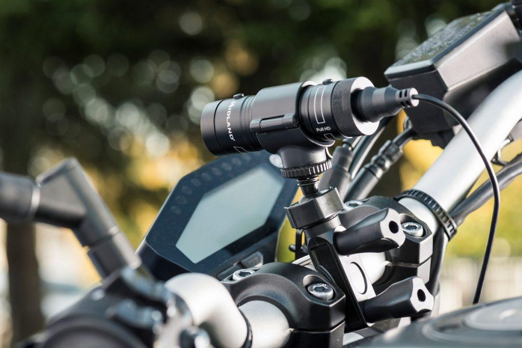 "Da Midland arriva Bike Guardian, la prima ""Dash Cam"" sviluppata per motociclisti"