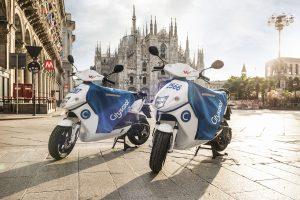 Cityscoot: arriva a Milano il servizio di scooter sharing francese
