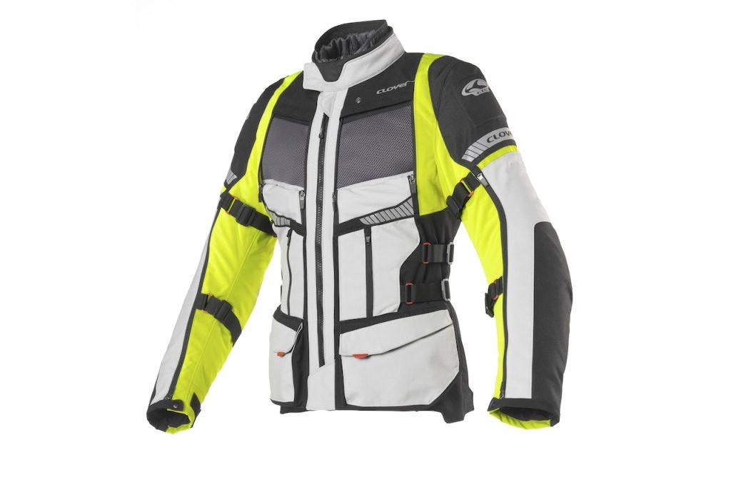 Clover GTS-4 Airbag: la giacca tecnica e traspirante