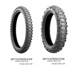 Bridgestone Battlecross E50: i pneumatici dedicati alle competizioni Enduro, ma non solo