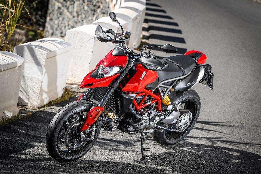 Ducati Hypermotard 950 e SP: tutto più semplice, tutto più divertente