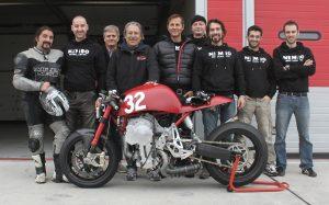 Nembo 32: parte la campagna di raccolta fondi per la moto con motore 'rovesciato'
