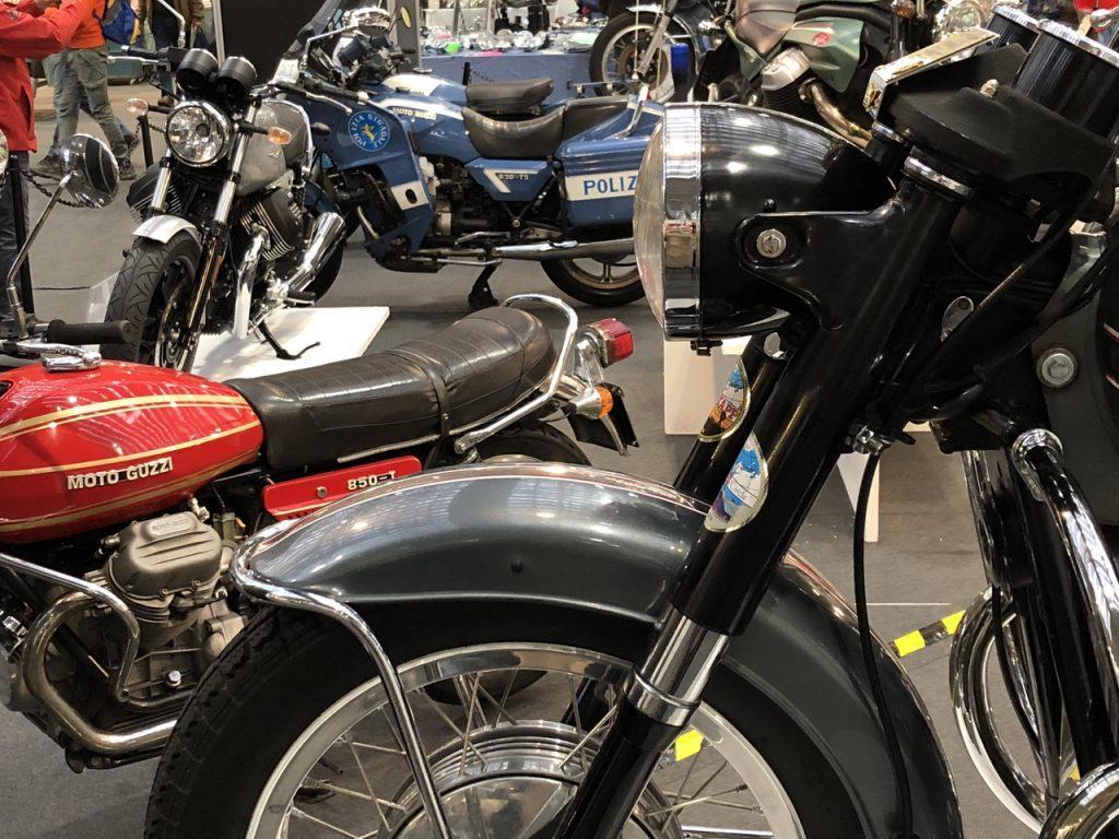 Moto storiche: per alcune nel 2019 il bollo costa la metà