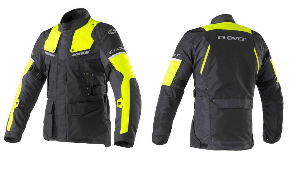 Clover Scout-3  la terza edizione della giacca da touring 6c71ede313ba