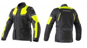 Clover Scout-3: la terza edizione della giacca da touring