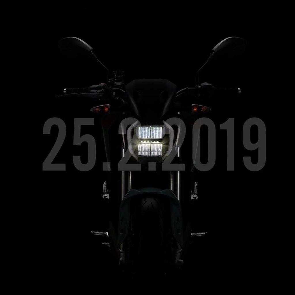Zero Motorcycles annuncia l'uscita della nuova SR/F