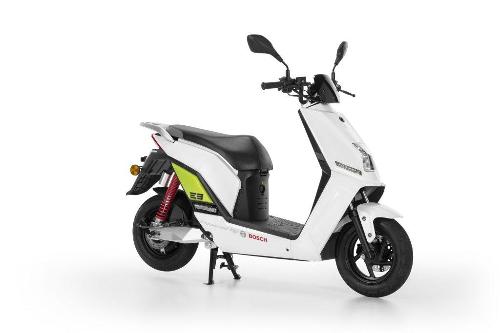 Lifan E3: un piccolo scooter elettrico ad un 'piccolo' prezzo