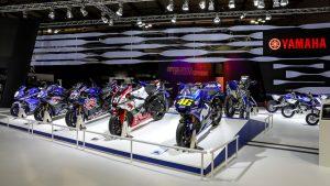 Yamaha porta a Motor Bike Expo la gamma 2019