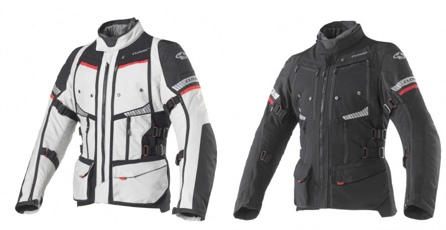 Clover GTS 4 Airbag, la giacca per tutte le stagioni