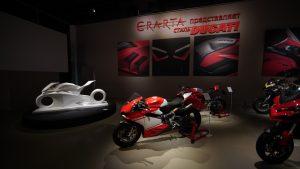 Ducati: dal 15 febbraio al 16 giugno 2019 lo stile italiano in mostra a San Pietroburgo