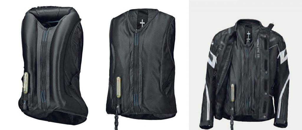 Held Clip-in Air Vest: arriva l'airbag per tutte le giacche