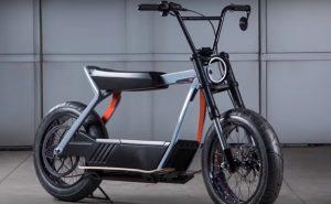 Harley-Davidson: primo test in strada per il nuovo scooter elettrico [VIDEO]