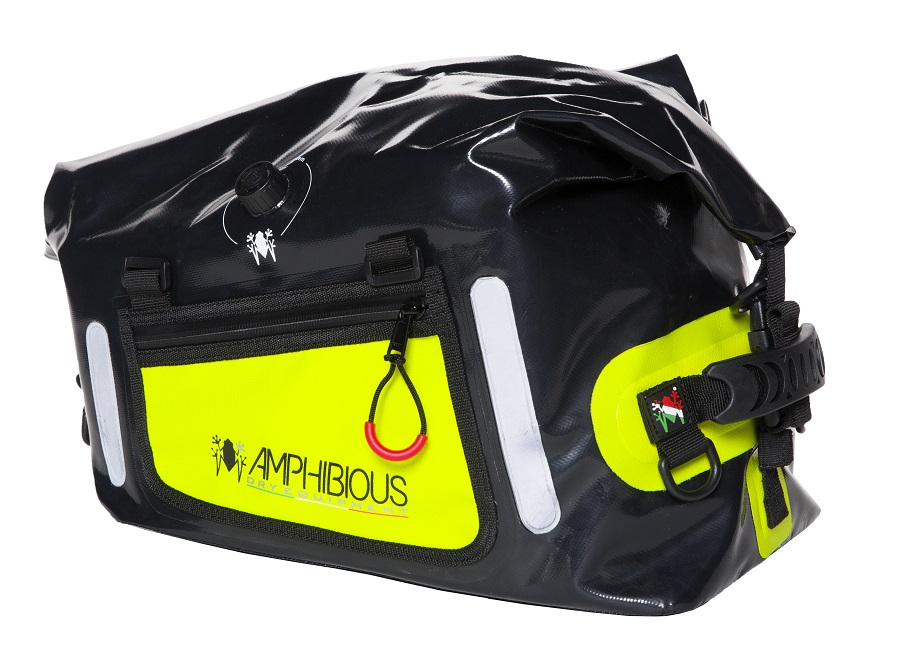 Amphibious presenta Tankbag: la borsa da serbatoio impermeabile e universale