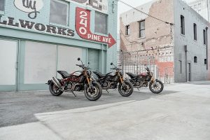 Indian Motorcycle sarà al Roma  Motodays 2019