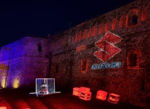Al Festival di Sanremo 2019 non solo musica, ma anche la nuova Suzuki Katana