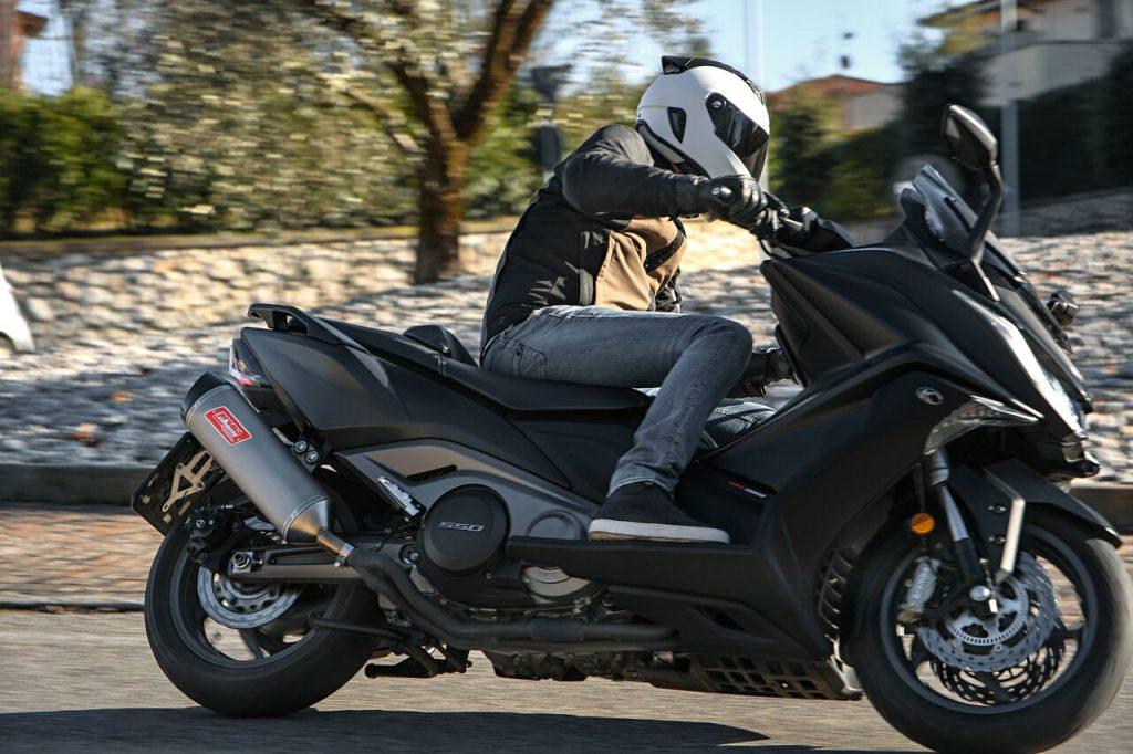 Kymco sarà al Roma MotoDays 2019 con l'intera gamma