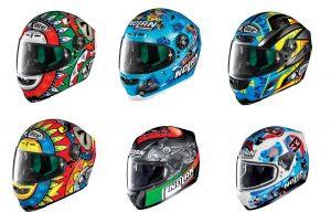 Nolan: ecco i piloti che indosseranno i caschi dell'azienda italiana in SBK
