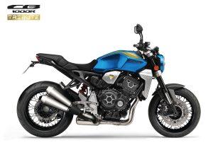 Roma Motodays 2019: vinci la Honda CB1000R Tribute