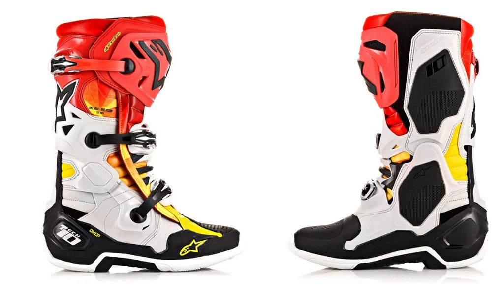 Alpinestars Tech 10 Indianapolis: lo stivale da cross in Limited Edition