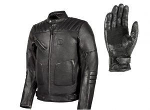 Hevik presenta la giacca e i guanti in stile Cafè Racer