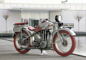 Opel: 90 anni fa l'ultima moto della casa tedesca