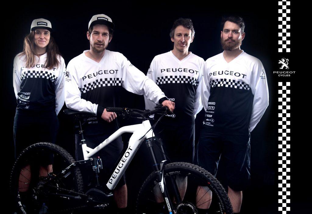 Peugeot sbarca nelle competizioni con le Mountain Bike elettriche