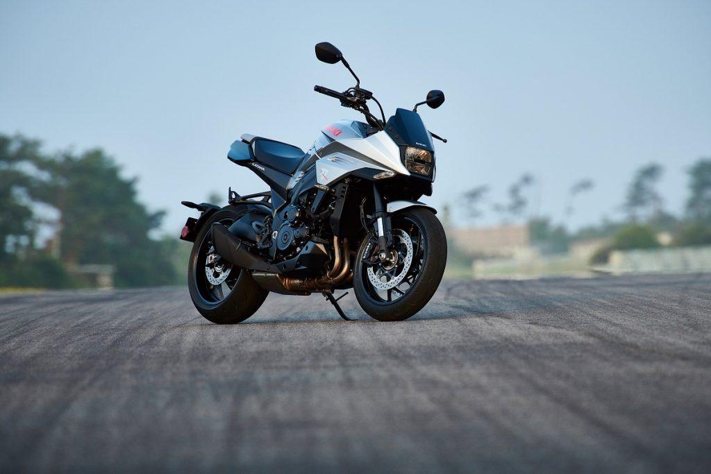 Al Roma MotoDays 2019 la gamma Suzuki in mostra e in prova